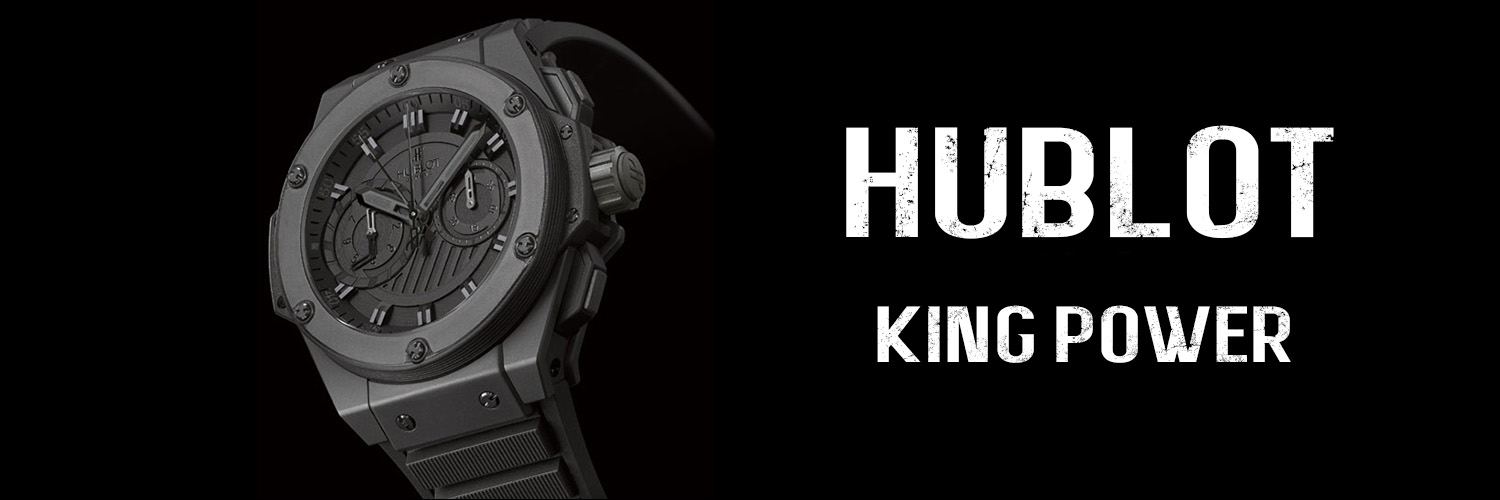 hublot king power replica watches
